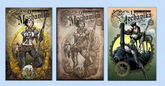 Lady Mechanika #1 .jpeg