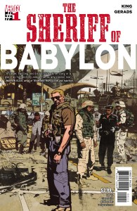 Sheriff of Babylon #1