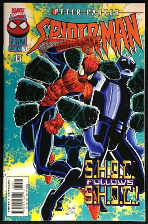 Peter Parker Spider-Man #76 (1997).