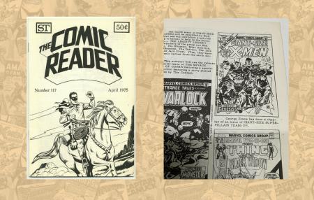 Comic Reader #117