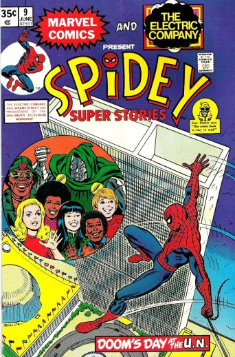Spidey Super Stories #9