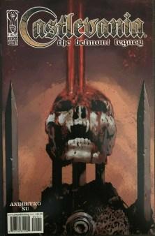 Castlevania- The Belmont Legacy #1