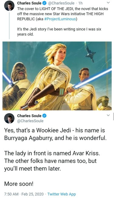 Charles Soule Twitter