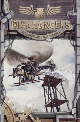 Freak Angels #1