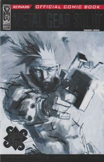 Metal Gear Solid #1