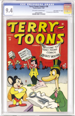 Terry Toons Comics #38