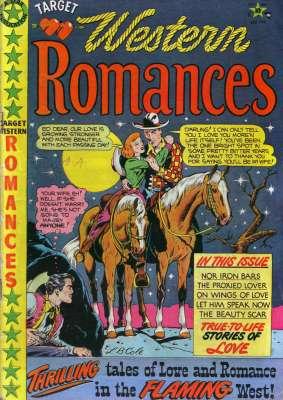Target Western Romances #106.