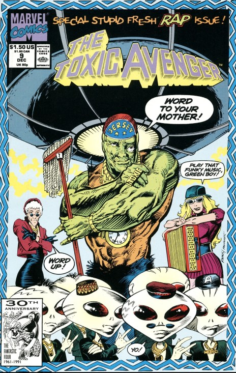 The Toxic Avenger #9