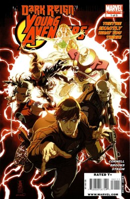 Dark Reign- Young Avengers #1