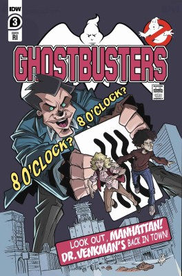 Ghostbusters #8
