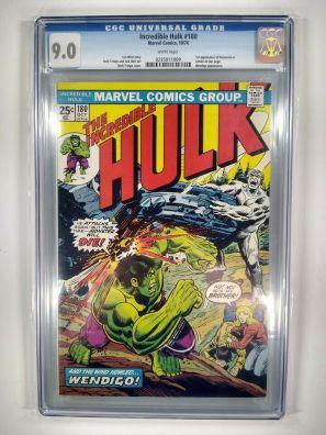 Hulk 180 9.0