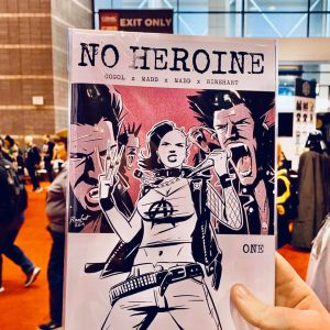 No heroine #1