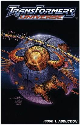 Transformers Universe 2003 Unicron