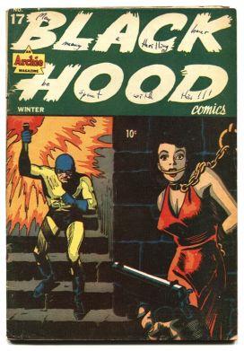 Black Hood Comics #17