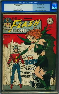 Flash Comics #89