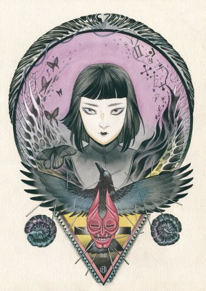 Blackwood- The Mourning After #3 Cover B