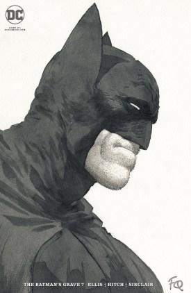 Batman's Grave #7