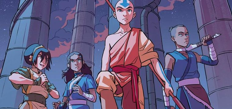 Avatar Graphic Novel Comic Reading Order