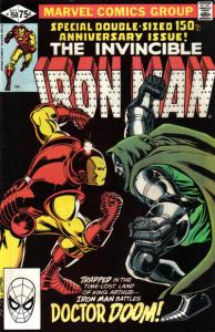 I consider this one of the greatest Iron Man covers of all time. Art by John Romita, Jr and Bob Layton.