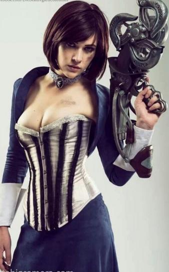 Sexy bioshock elizabeth Bioshock