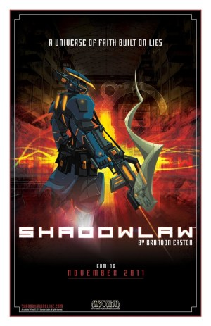 Brandon Easton - Shadowlaw