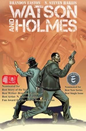 Brandon Easton - Watson and Holmes