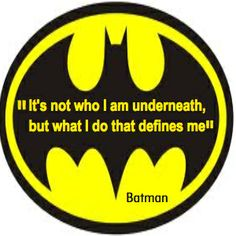 Quotes from Batman