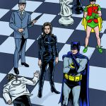 New Details On BATMANAVENGERS Crossover