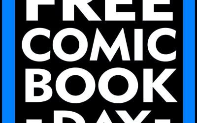 ComicExpress #FCBD 2017