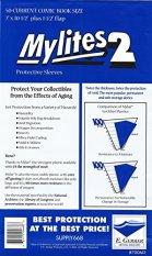 Mylites2-50-Pack-2-Mil-Current-7-quot-X-10-1-2-quot-Plus-1-1-2-quot-Flap__51uJIWTBpoL