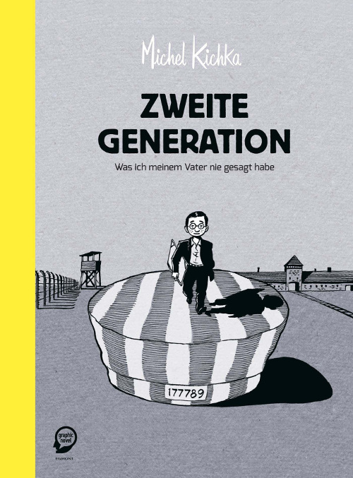 Zweite Generation - Cover