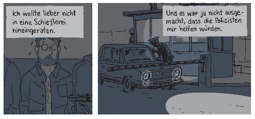 Geisel - Innen