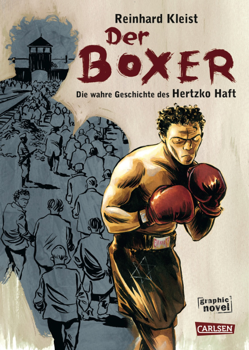 Boxer - Cover