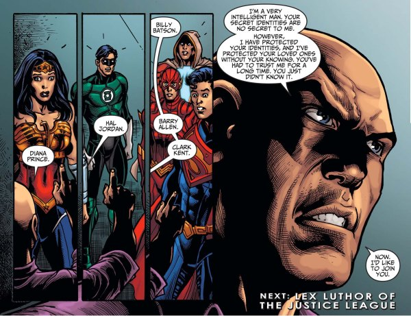 lex luthor joins 2