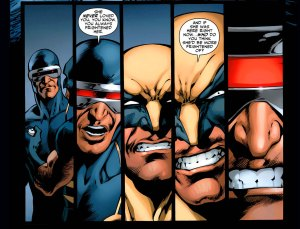 cyclops vs wolverine