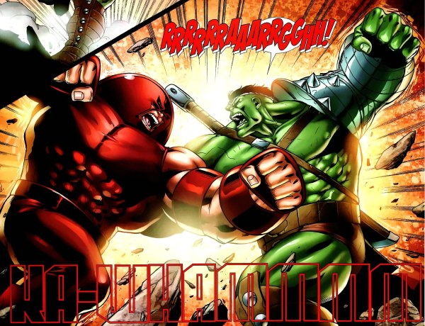 juggernaut vs hulk