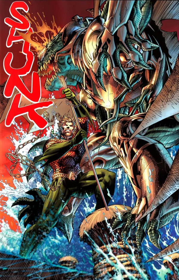 what aquaman can do 3