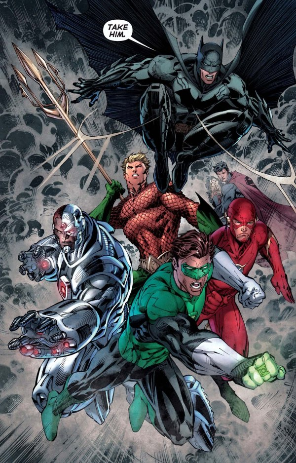 justice league new 52 2