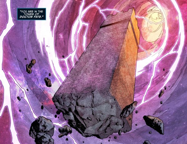 tower of doctor fate