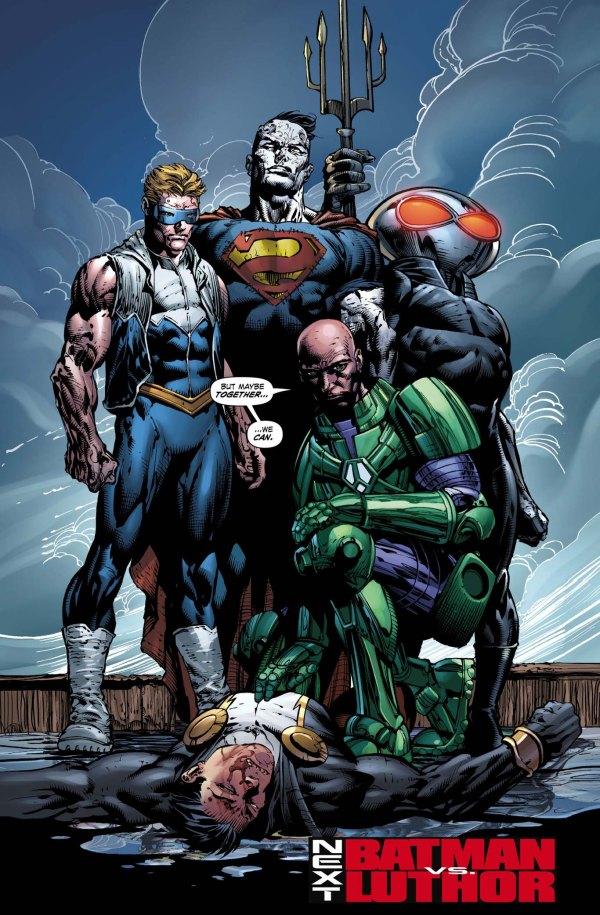 forever evil anti heroes
