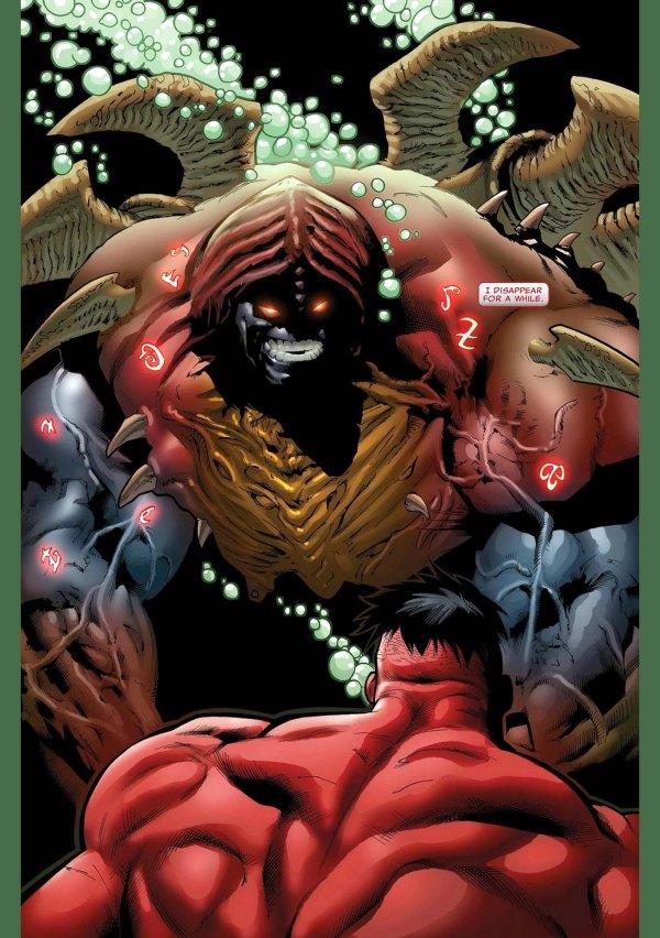 red hulk makes juggerlossus angry 3