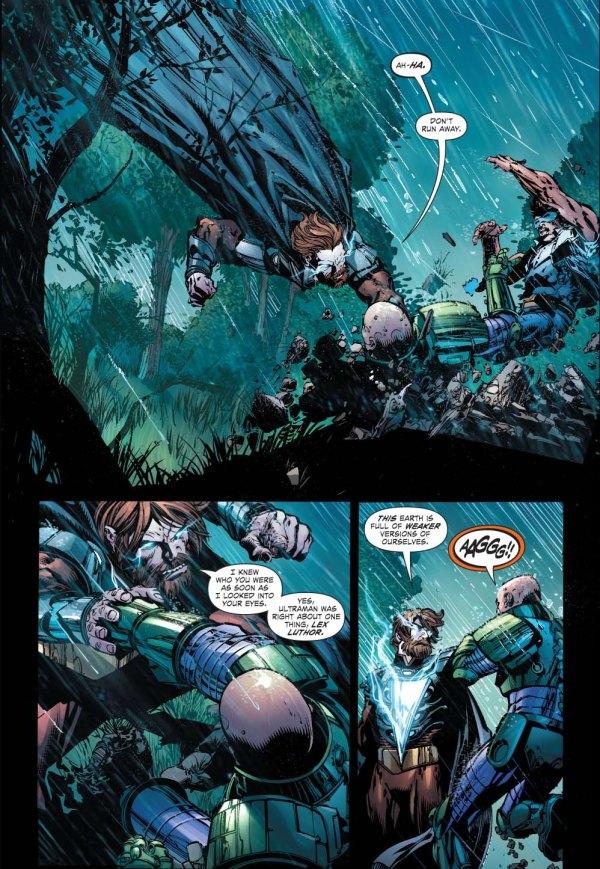 How Lex Luthor Defeated Alexander Luthor