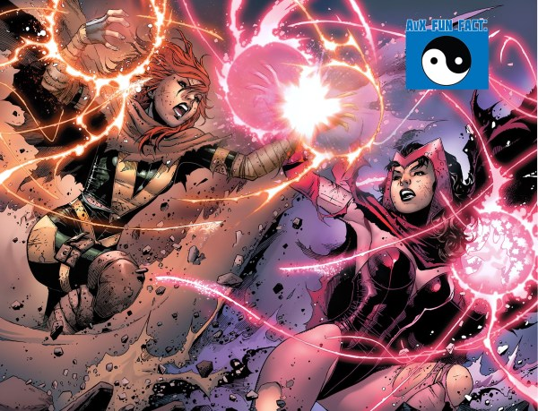 hope summers vs scarlet witch