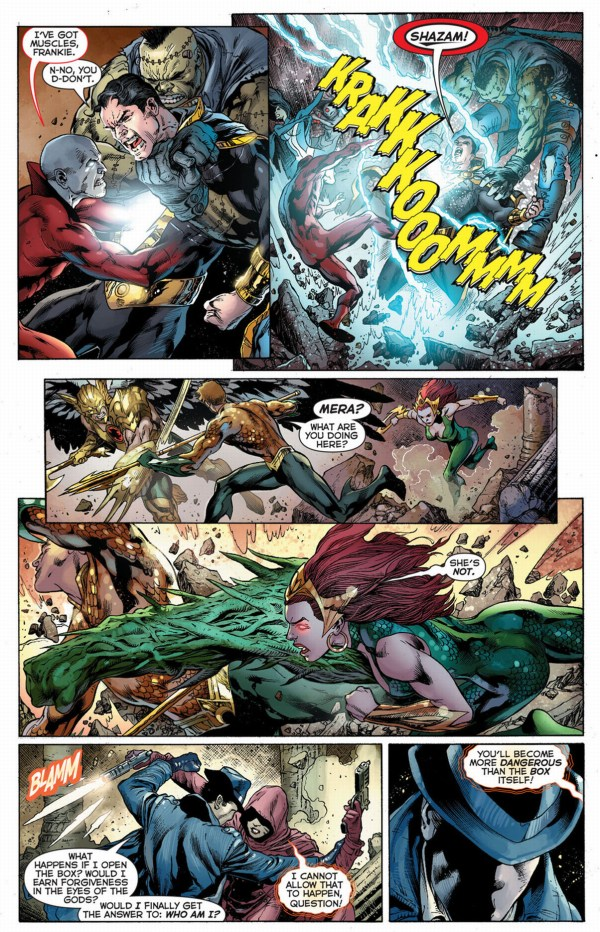justice league vs justice league of america vs justice league dark