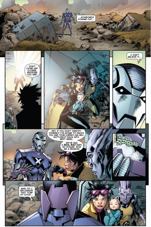 sentinel x reveals his identity