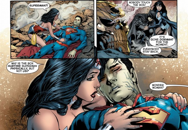 why superman is sick