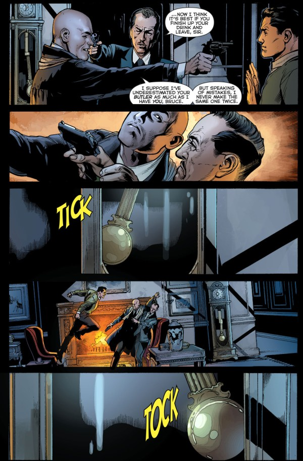 bruce wayne and alfred pennyworth vs lex luthor