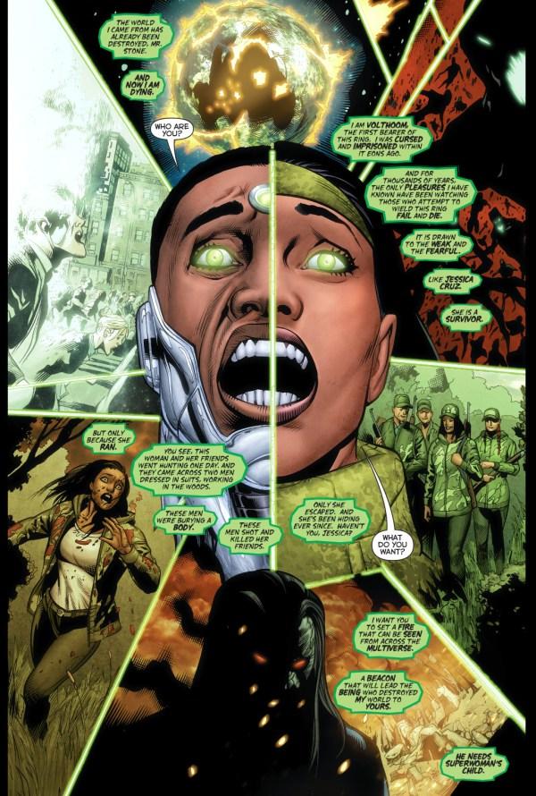 cyborg learn power ring's secret