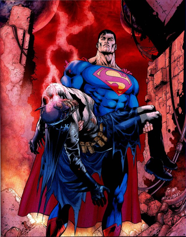 death of batman (final crisis)