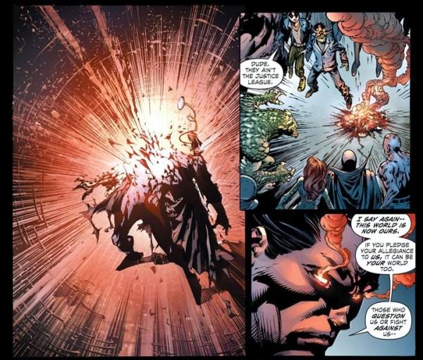 ultraman kills monocle